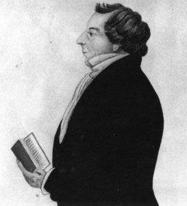 Joe Smith by Bathsheba Smith, circa 1843