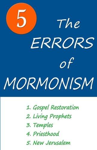Five Errors of Mormonism